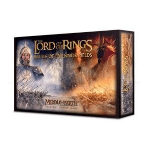 The Lord Of The Rings - Getting Started & Accessories