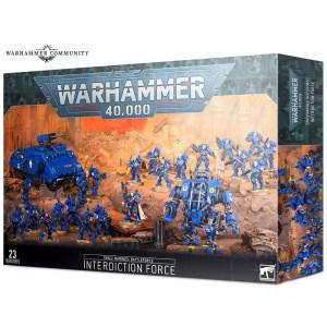 Warhammer Christmas Battleforce Boxes