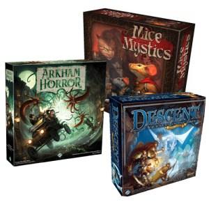 Fantasy Board Games