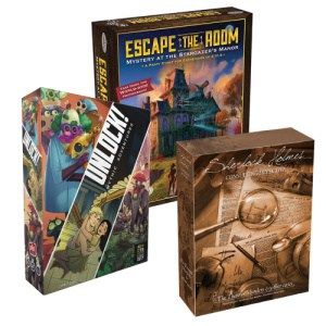 Escape Room Games & Puzzle Games