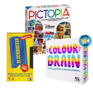 Quiz & Trivia Board Games